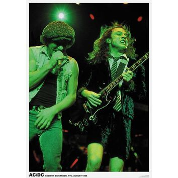 AC/DC Import Poster