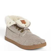 TOMS 'High Botas' Fleece Boot (Women) | Nordstrom