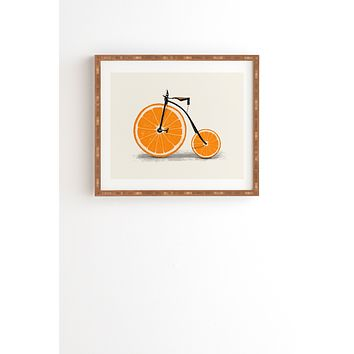 Florent Bodart Vitamin Framed Wall Art