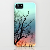 Woodland rainbows iPhone & iPod Case by Shalisa Photography