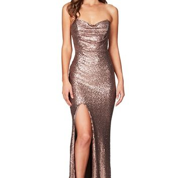 VALENTINA GOWN : Buy Designer Dresses Online at Nookie