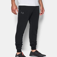 Men's UA Threadborne™ Fleece Stacked Joggers | Under Armour US