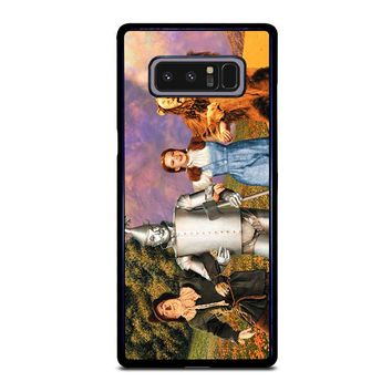 THE WIZARD OF OZ Samsung Galaxy Note 8 Case Cover