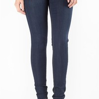 Flying Monkey Stretch Perfection Jean - Dark Denim