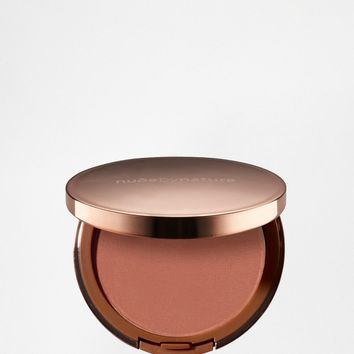Nude by Nature Cashmere Pressed Blush at asos.com