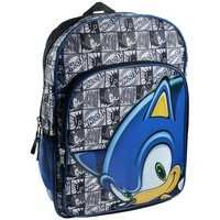 Sonic the Hedgehog Super Sonic Backpack - Kids
