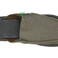 Sanuk You Got My Back II Army Loafers