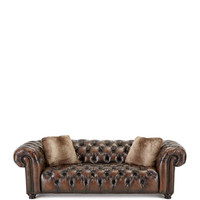 Bernhardt Curtis Tufted Chesterfield Sofa