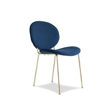 Demi Dining Chair in Blue (Set of 2)