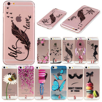 New Covers Luxury Painted 3D Relief iphone 6 6S 4.7