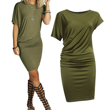 Vestidos De Festa 2016 New Summer Style Casual Clothing Sexy Vintage Clubwear Evening Party Bandage Bodycon Women's Dresses