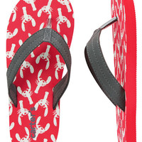 Carter's Lobster Flip Flops