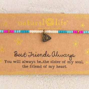 Best Friends Always Giving Bracelet