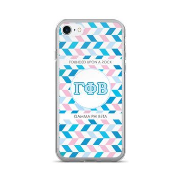 Gamma Phi Beta iPhone 7/7 Plus Case