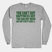 You can buy weed | HUMAN