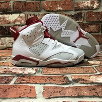Air Jordan 6 Retro AJ6 Alternate 384664-113 Size US5.5-13
