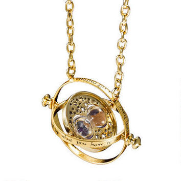 Harry Potter Collectible Time-Turner by Noble Collection   HarryPotterShop.com