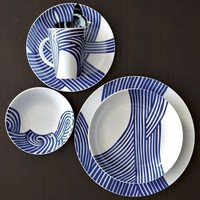 Wave Dinnerware Set