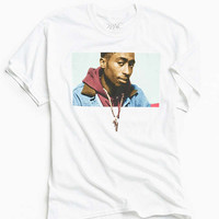 Juice X 2Pac Bishop Chain Tee | Urban Outfitters