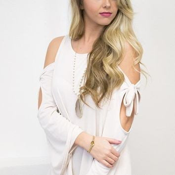 Sophisticated Natural Top