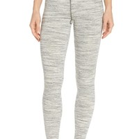Free People 'Namaste' Heathered Stirrup Leggings | Nordstrom