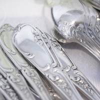 Set of Dining Fork & Spoons (20pcs)