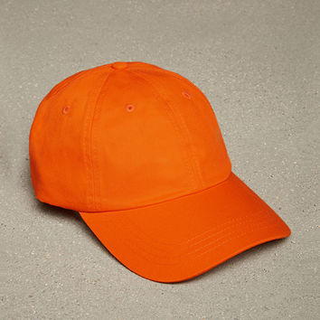 Men Long Strap Dad Cap
