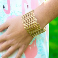 What's Your Bangle?-Gold