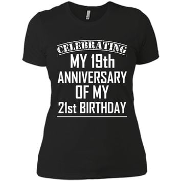 Funny 40th Birthday Shirt For 40 Year Old Men & Woman t-shirt