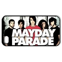 Best Iphone Case Custom Mayday Parade Iphone 4s Case Cover New Design Show-e263