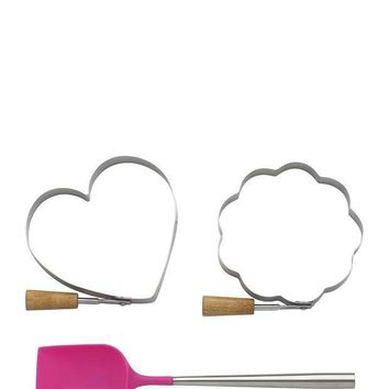 kate spade new york | All In Good Taste Pancake Mold & Spatula 3-Piece Set | Nordstrom Rack