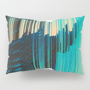 Rain on the Window Pillow Sham by duckyb