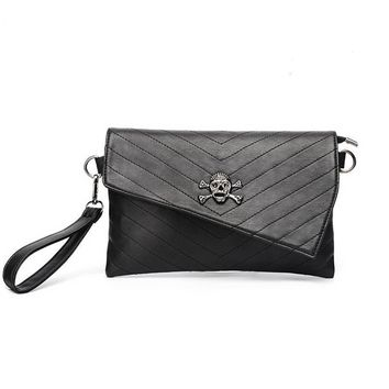 Skull 👜 💀 Casual Cross body or Clutch Bag For Women