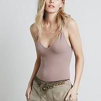 Intimately Womens Low Scoop Neck Cami