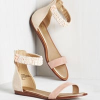 Run of the Frill Sandal | Mod Retro Vintage Sandals | ModCloth.com