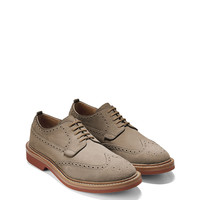 Hammond Wing Oxford in Tan
