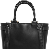 Eye for Detail Black Handbag