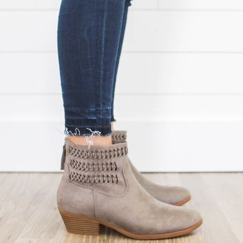 Wild River Booties - Grey