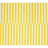 "7'6""x9'6"" Casper Rug, Lemon, Area Rugs"