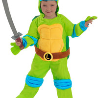 Teenage Mutant Ninja Turtles Leonardo Toddler Costume