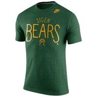 Nike Baylor Bears Marled Local Tee