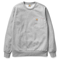 Carhartt WIP State Sweatshirt | Official Online Shop