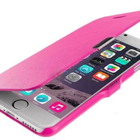 Magnetic Flip Leather Hard Skin Wallet Case Cover For Apple iPhone 5S 5G