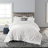 Anthology™ Tufted Medallion Comforter Set