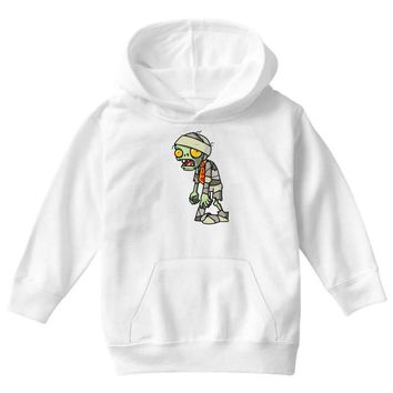 plants vs zombies Youth Hoodie