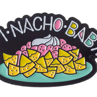 SOURPUSS NACHO BABY ENAMEL PIN