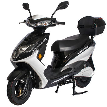 Cabo Cruiser Elite Electric Bike | Moped 600 Watts-20 AMP Battery System