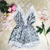 Valencia Dreams Playsuit