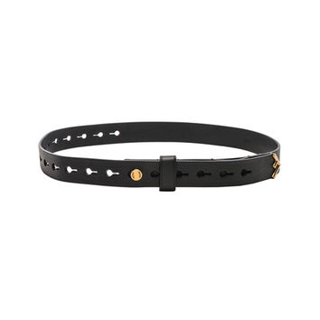 Fendi Medium Belt in Black | FWRD