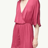 Kimono jumpsuit - Just In | Stradivarius United Kingdom